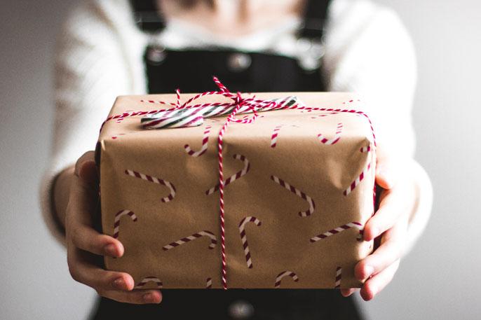 Papel de regalo para tiendas